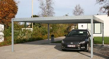 Moderigtigt Carport pris - hvad koster en carport? WD45